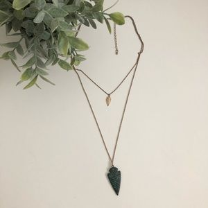 Jewelry - Indian Head Layered Necklace